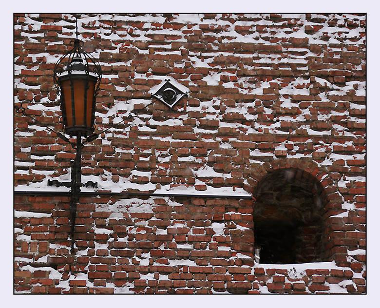 """photo """"The monastere`s  talk"""" tags: architecture, still life, landscape,"""