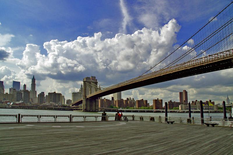 """photo """"Bridge"""" tags: landscape, water"""