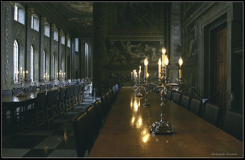 "photo ""Travel on British History - 2."" tags: travel, interior,"