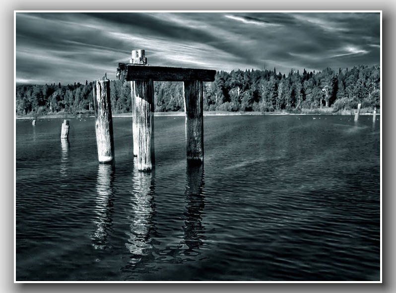 "photo ""IN"" tags: landscape, digital art, water"