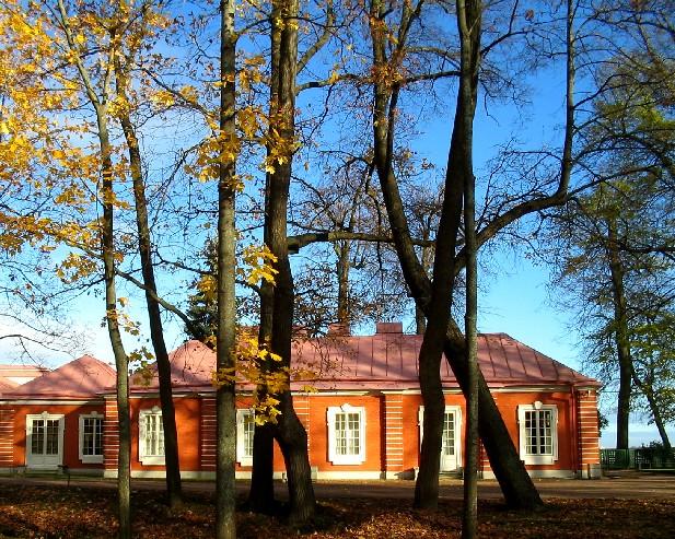 """фото """"Сны"""" метки: пейзаж, архитектура, осень"""