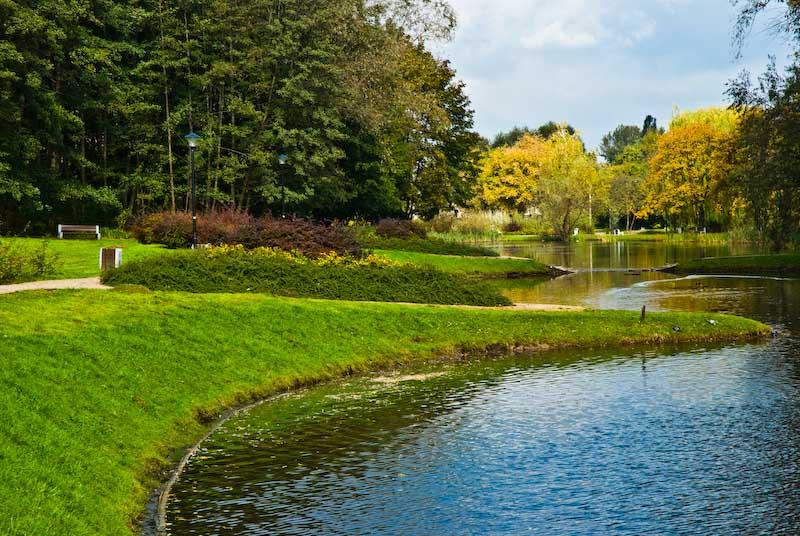 """фото """"Park"""" метки: пейзаж, осень"""