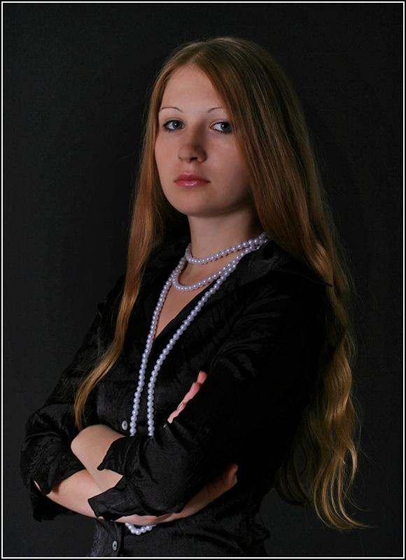 "photo ""Lera"" tags: portrait, glamour, woman"