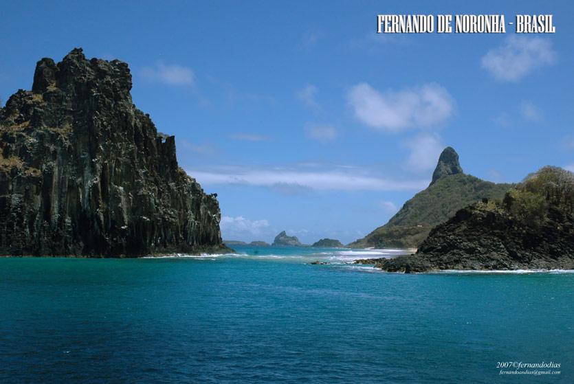 """photo """"FERNANDO DE NORONHA - ISLAND"""" tags: travel, South America"""