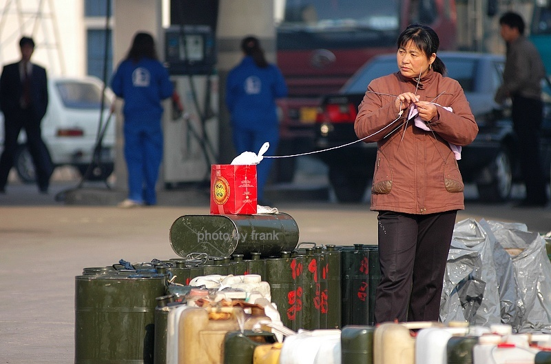 "photo ""diesel shortage"" tags: travel, reporting, Asia"