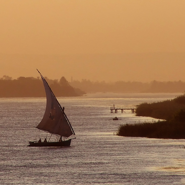 "photo ""Nile"" tags: landscape, travel, Africa, sunset"