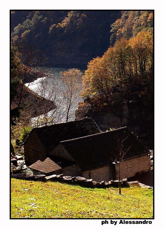 """фото """"autumn"""" метки: пейзаж, горы"""