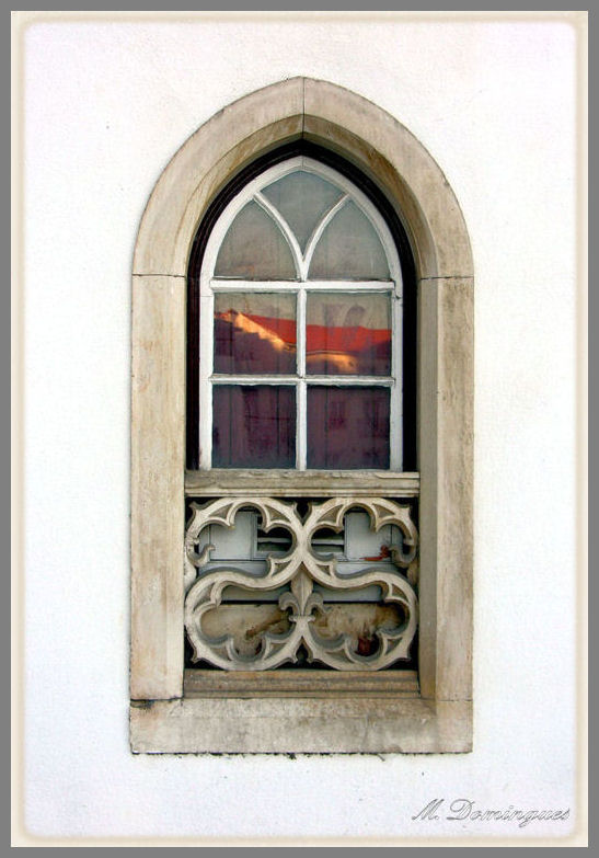 "photo ""Gothic window"" tags: architecture, landscape,"