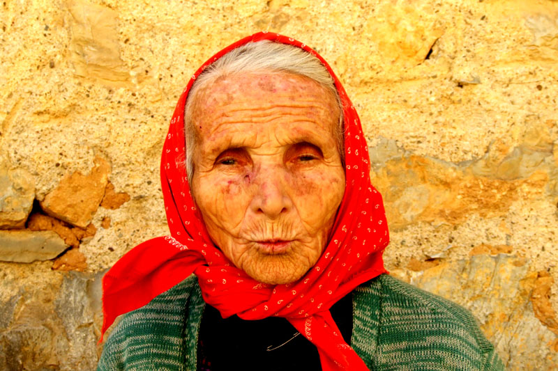 "фото ""babuska"" метки: портрет, женщина"