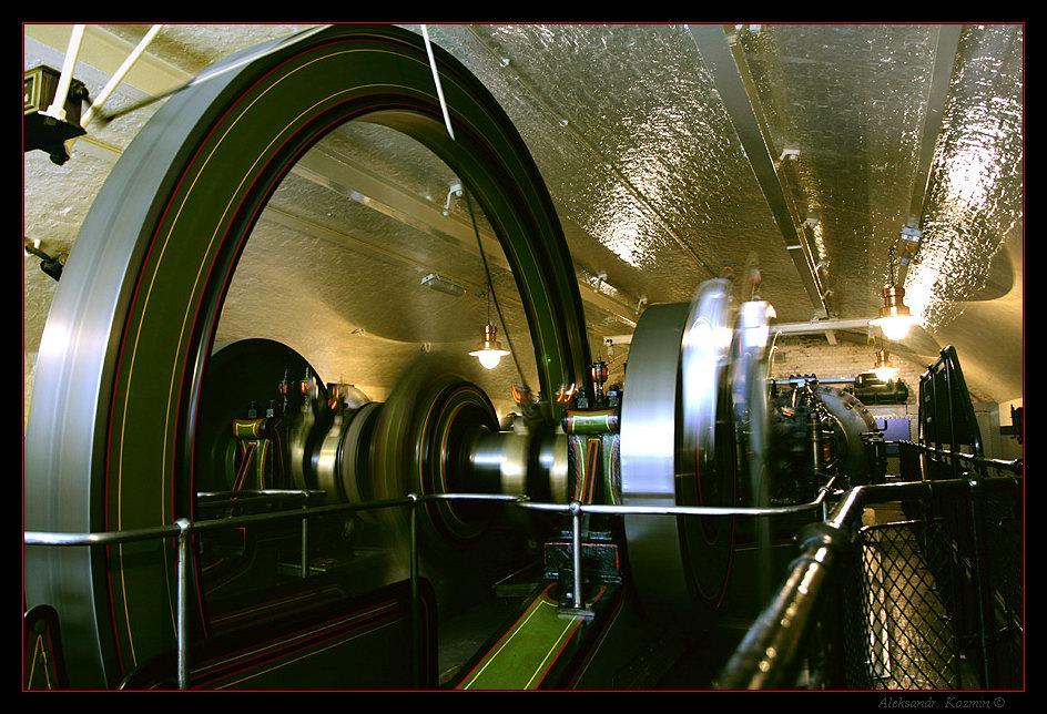 "фото ""Железное сердце Tower Bridge."" метки: путешествия, техника,"