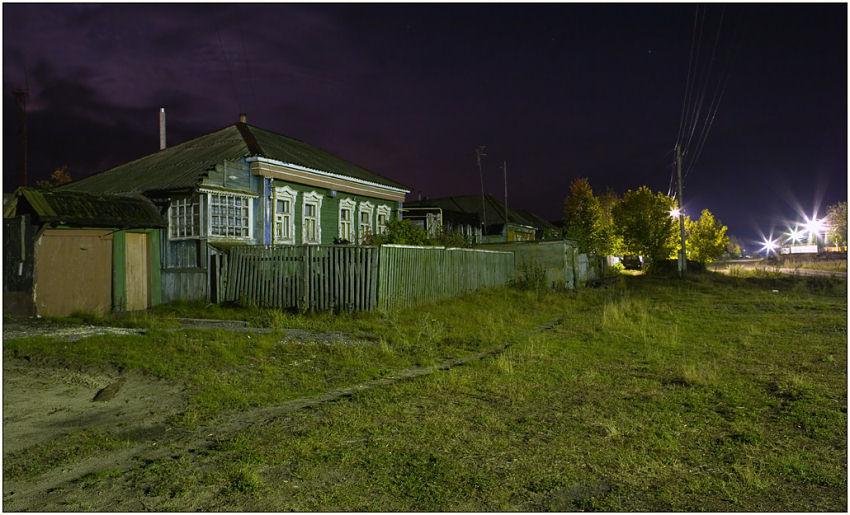 самый улица ночная в деревне картинки спутниковая