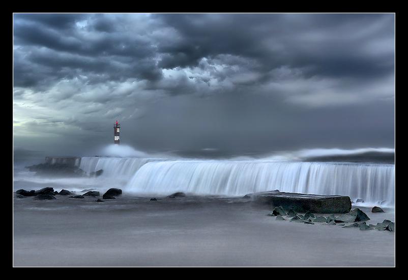 "photo ""Sea invasion"" tags: landscape, water"