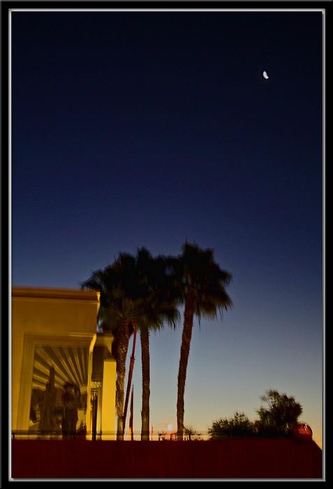 """фото """"Dawn's Early Light"""" метки: пейзаж, ночь"""