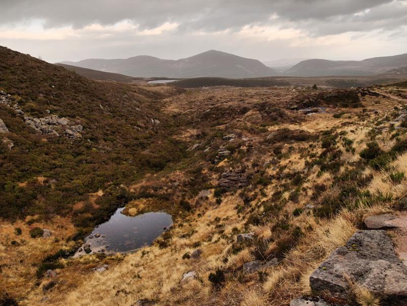 "photo ""Scottish Highlands"" tags: landscape, mountains"