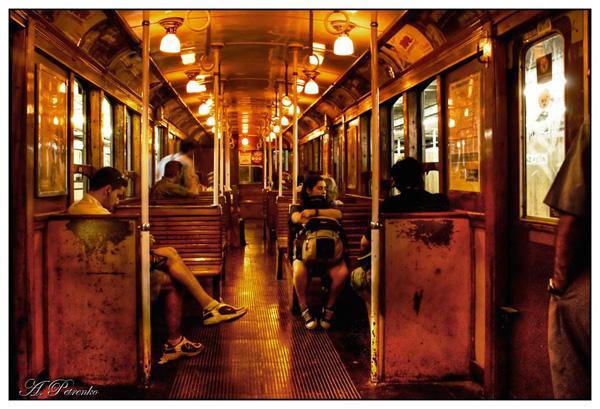 """фото """"Метро линия А (Argentina)"""" метки: город,"""