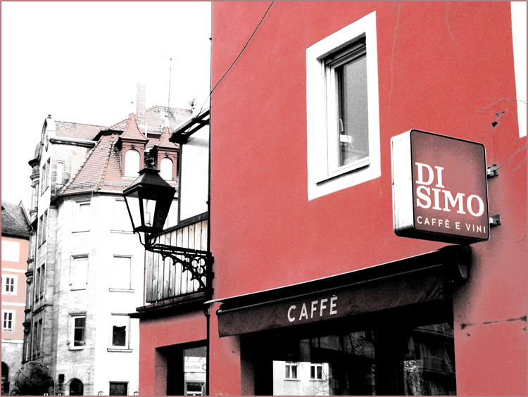 "photo ""Caffe"" tags: city, travel, Europe"