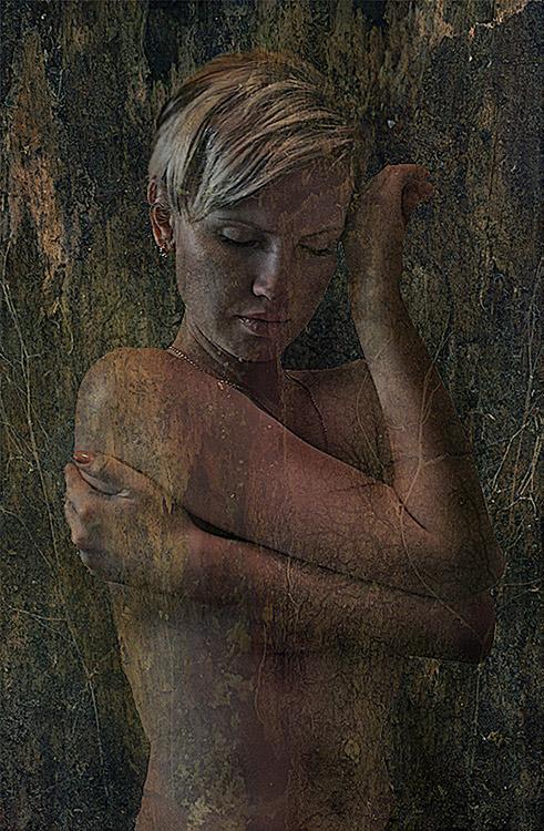 """фото """"В причудливых переплетеньях сновидений"""" метки: портрет, ню, женщина"""