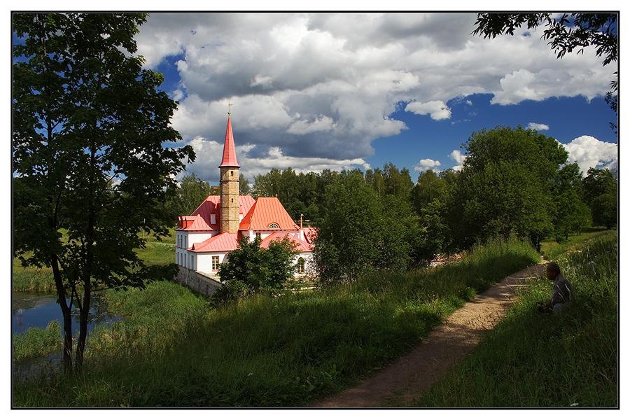 """фото """"Летний Приоратский..."""" метки: пейзаж, путешествия,"""