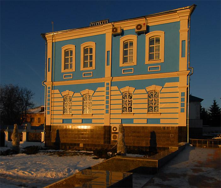 "фото ""...просто фасад..."" метки: архитектура, пейзаж,"