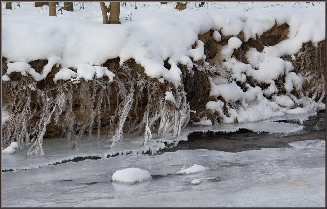 """фото """"Жажда"""" метки: пейзаж, зима"""