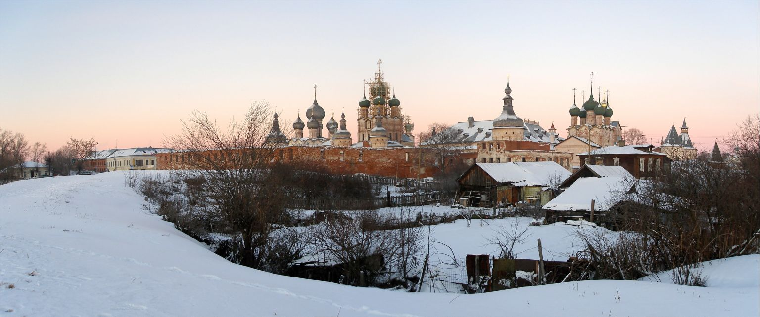 "photo ""Rostov Kremlin"" tags: architecture, landscape,"