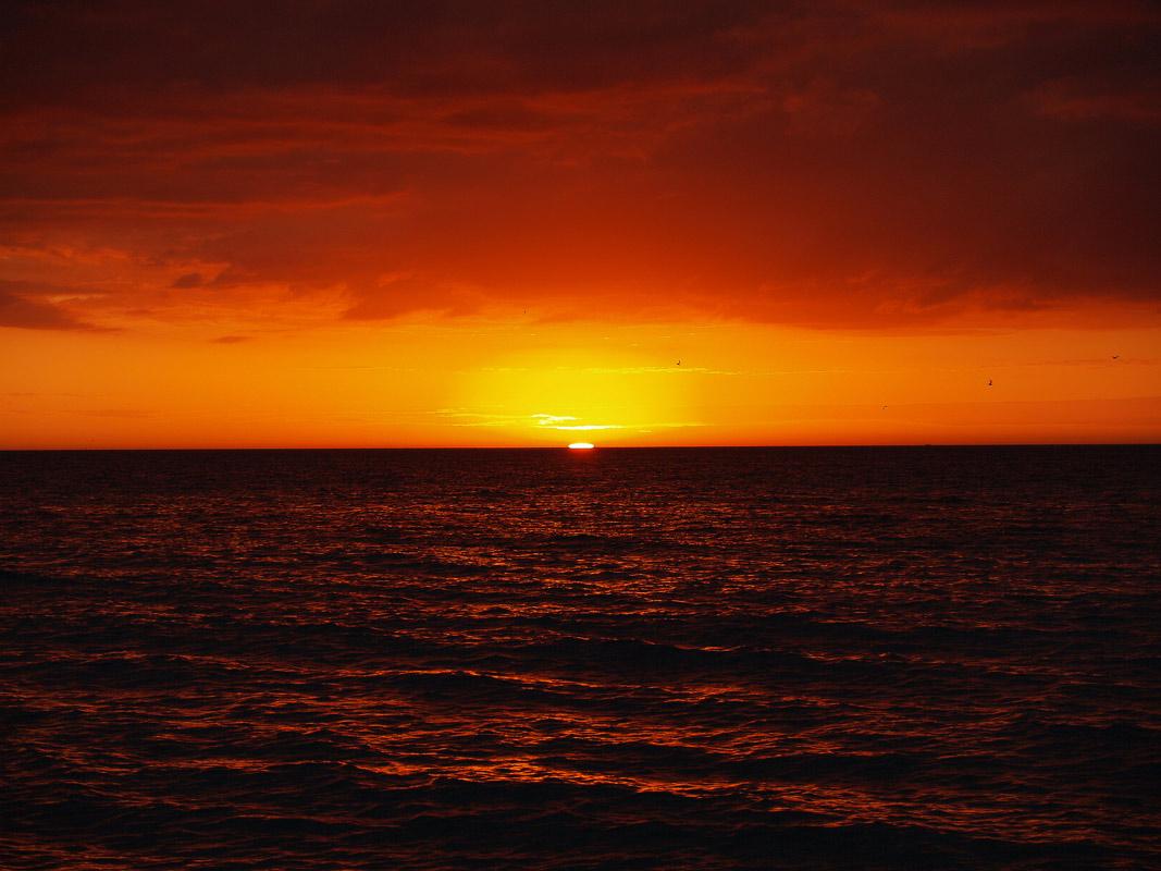"""фото """"Еще один год..."""" метки: пейзаж, вода, закат"""