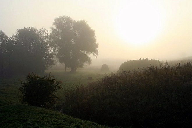"фото ""... when day is comming"" метки: пейзаж, закат"