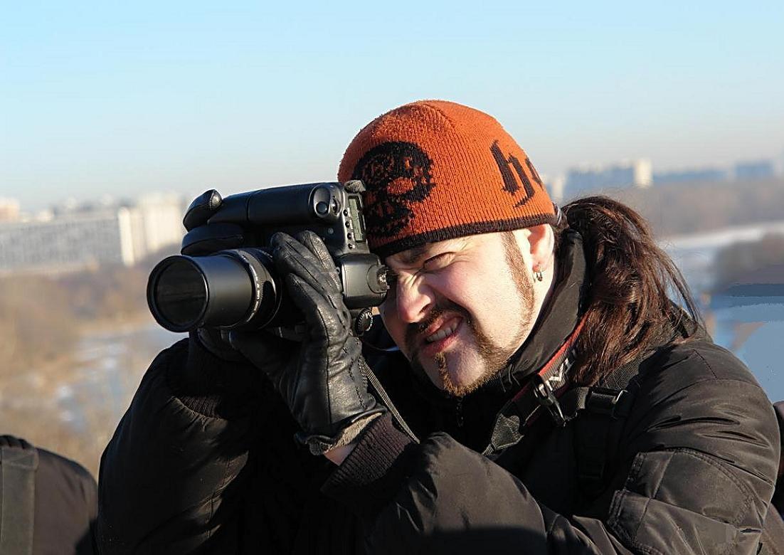 """photo """"Одухотворенная творческая личность"""" tags: portrait, PF life,"""
