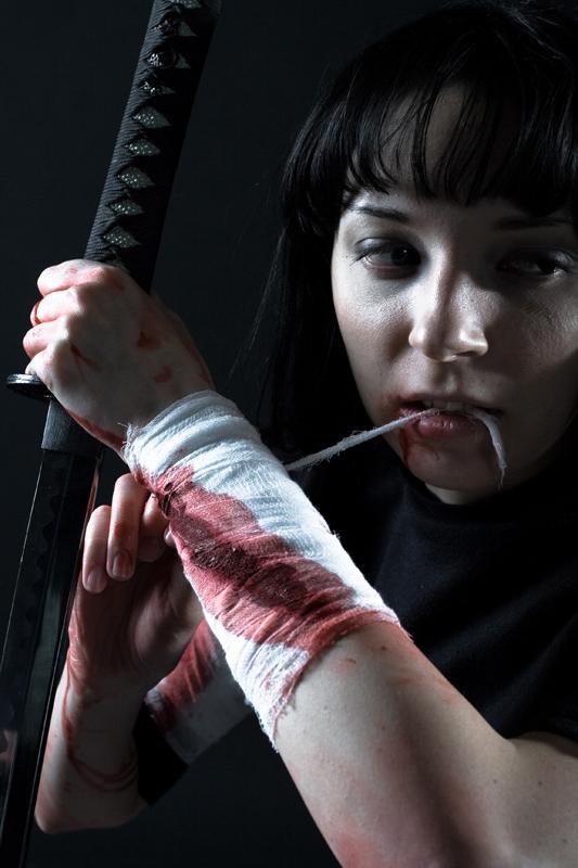 "photo ""killing me softly"" tags: portrait, woman"