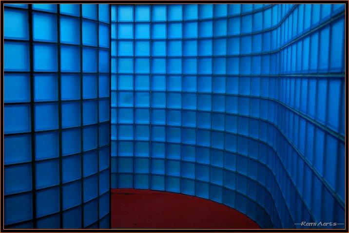 """фото """"the glass wall"""" метки: абстракция, техника,"""
