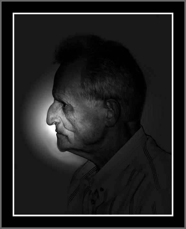 """фото """"Старый орел."""" метки: портрет, мужчина"""