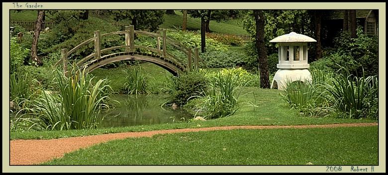 "photo ""The Garden"" tags: landscape,"