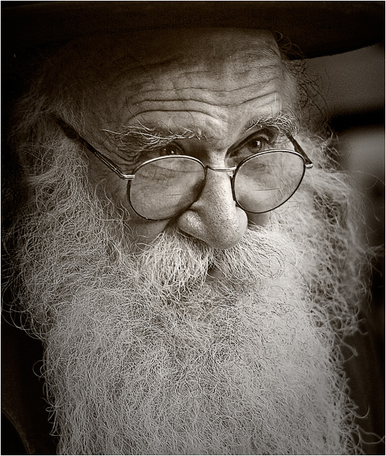 """фото """"Мудрец"""" метки: портрет, черно-белые, мужчина"""