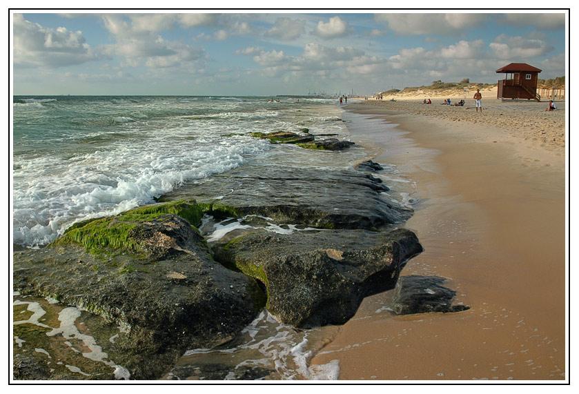 "фото ""На берегу морском"" метки: пейзаж, вода, лето"