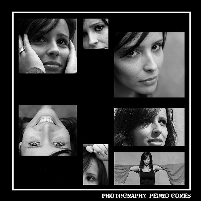 """photo """"MARTA SOUSA"""" tags: portrait, black&white, woman"""