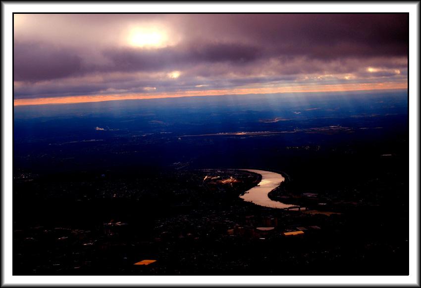 """фото """"Pittsburgh"""" метки: пейзаж, путешествия, вода"""