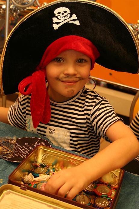 "фото ""Сокровище пирата"" метки: портрет, дети"