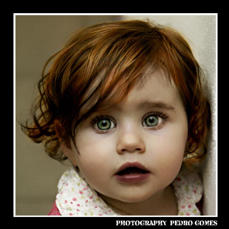 "photo ""INES"" tags: portrait, children"