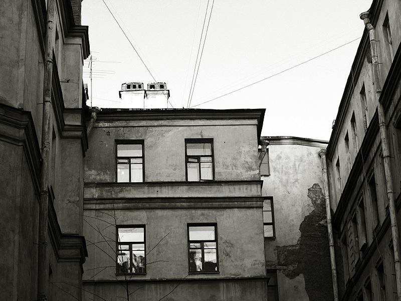 """фото """"Дворы Питера"""" метки: путешествия, Европа"""
