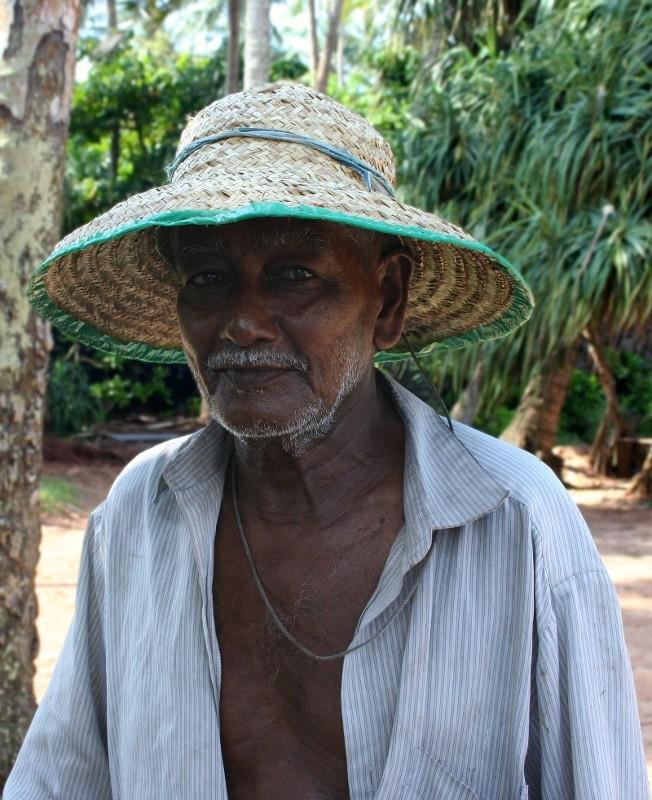 """фото """"Рыбак"""" метки: портрет, путешествия, Азия, мужчина"""