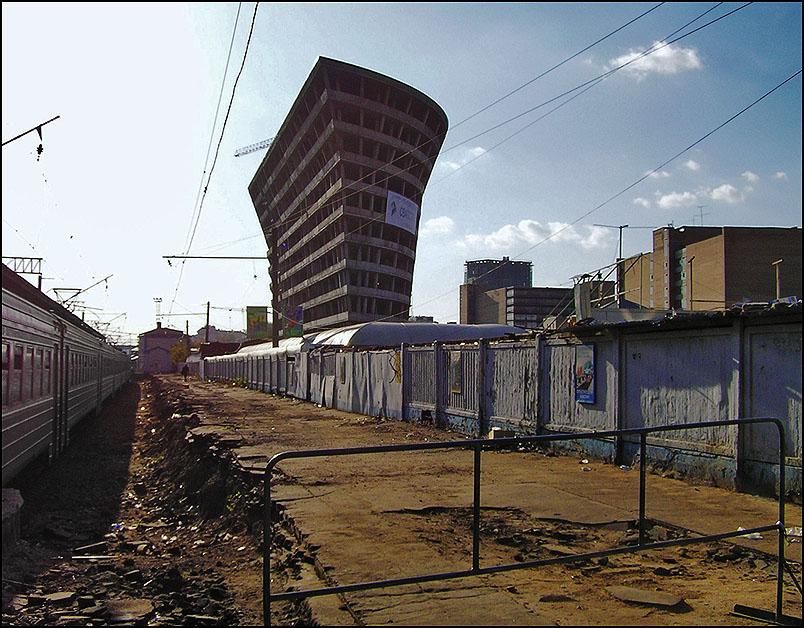 "photo ""New Titanic"" tags: city,"