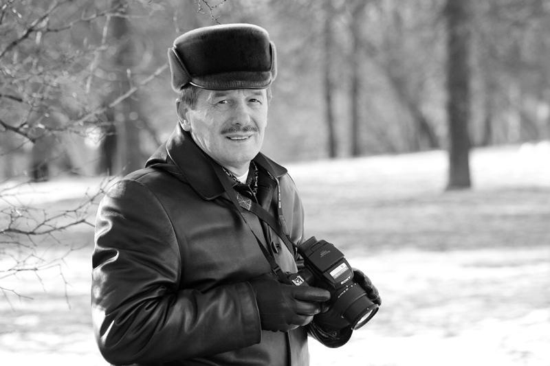 """фото """"Рыбак рыбака!"""" метки: портрет, жизнь ФФ, мужчина"""
