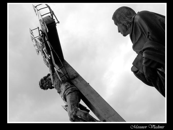 """фото """"на Карловом мосту"""" метки: путешествия, жанр, Европа"""
