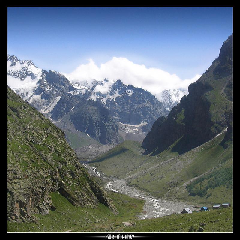 """фото """"* ПРО ГОРЫ *"""" метки: пейзаж, горы"""