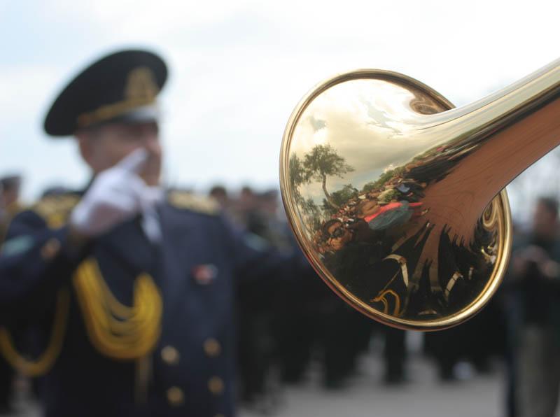 """фото """"Военный музыкант"""" метки: жанр, портрет, мужчина"""