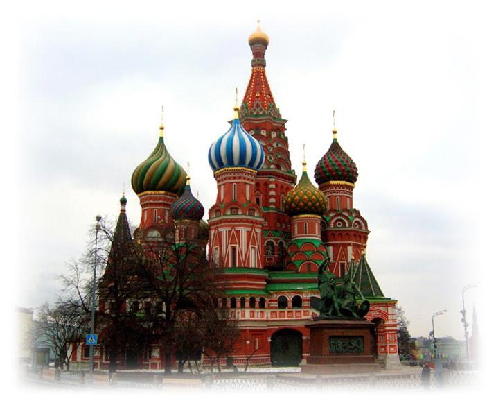 """фото """"Зарисовки Москвы - 2"""" метки: архитектура, пейзаж,"""