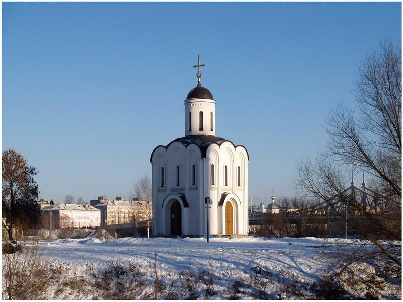 "фото ""####"" метки: архитектура, пейзаж, зима"