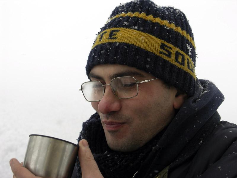 """фото """"Tea"""" метки: портрет, путешествия, мужчина"""