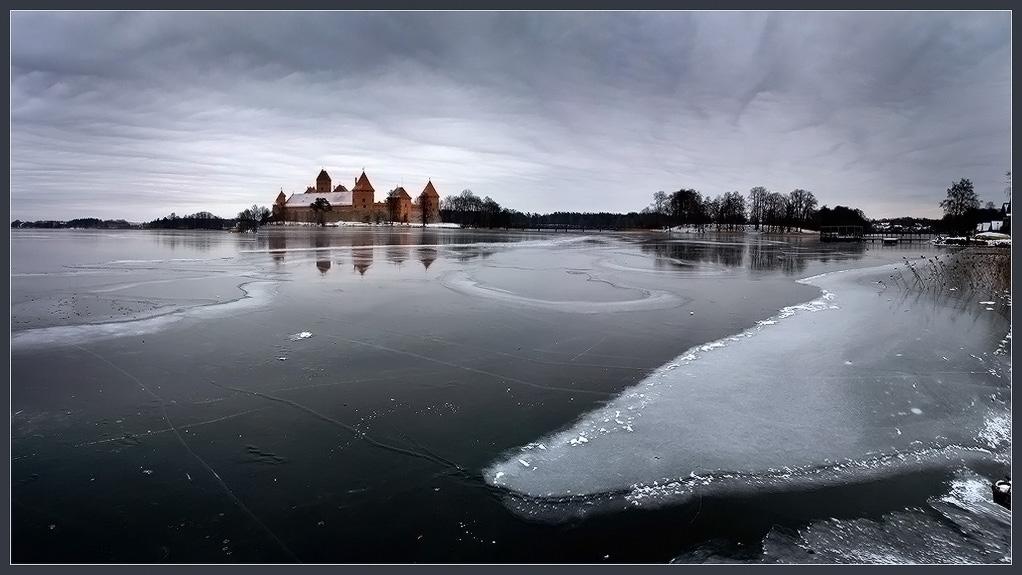 """фото """"Ледниковый период."""" метки: путешествия, пейзаж, Европа, зима"""