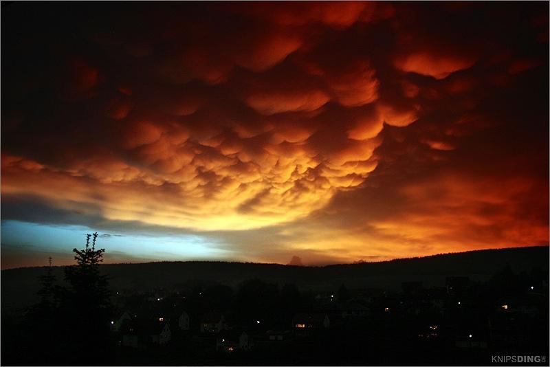 "фото ""End of the day"" метки: пейзаж, закат, облака"